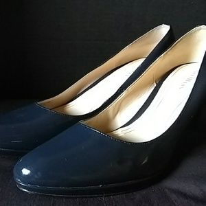 Cole Haan  Nike Air Blue high heels size 9
